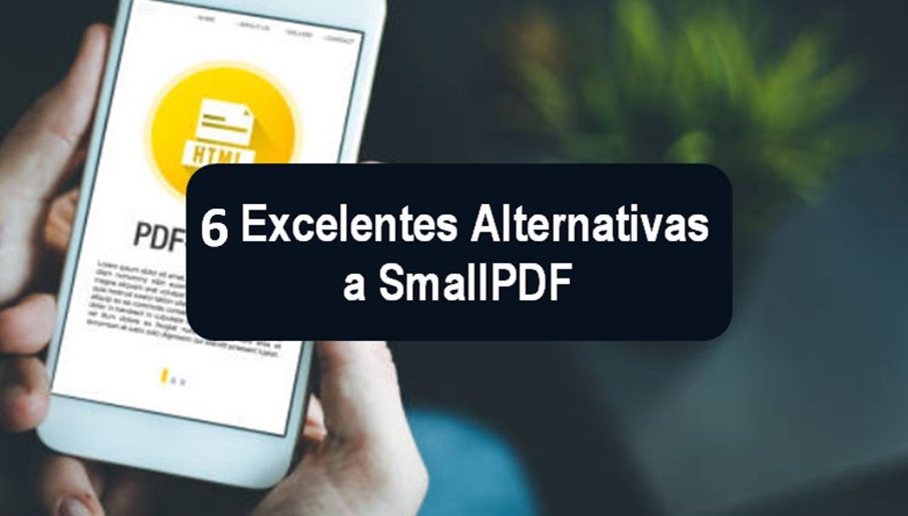 Alternativas a SmallPDF