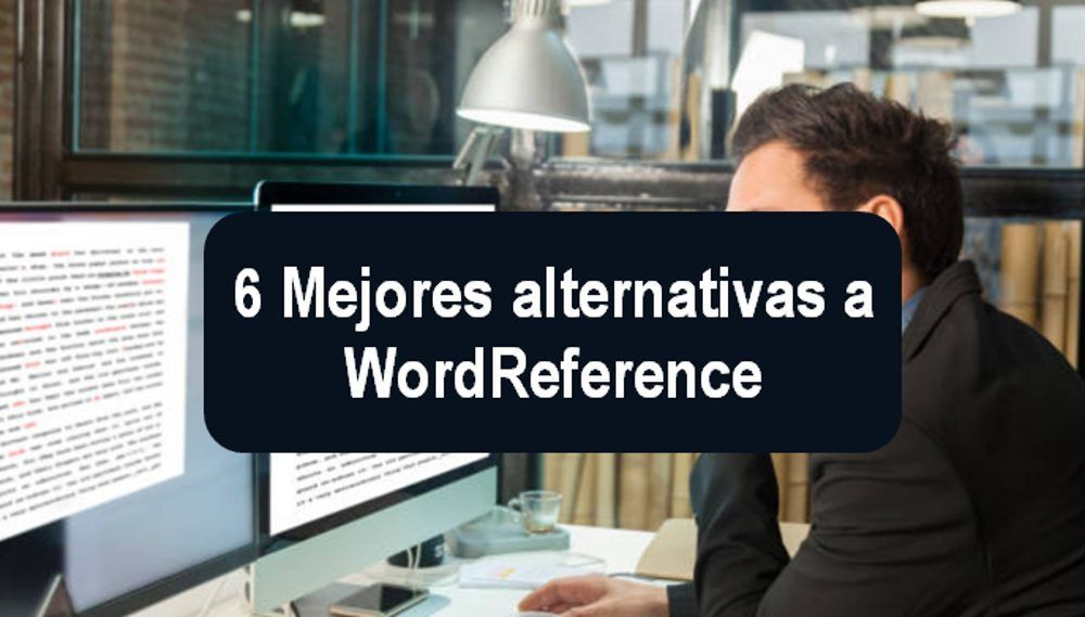 Alternativas a Wordreference
