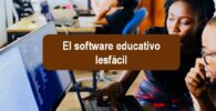 El software educativo Iesfácil