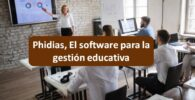Phidias - ideal para la gestión educativa