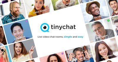 Tinychat alternativa a Chatroulette