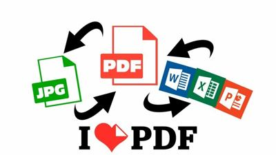 iLovePDF alternativa a SmallPDF